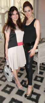 Lucky Morani and Rouble Nagi at NIDO in Mumbai on 22nd Aug 2013.JPG