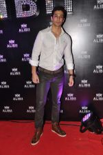 Muzammil Ibrahim snapped at the launch of Alibii lounge in Mumbai on 22nd Aug 2013 (37).JPG