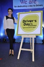 Karisma Kapoor at Driver_s Day event in Trident, Mumbai on 23rd Aug 2013 (34).JPG