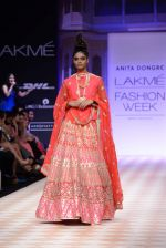 Model walk the ramp for Anita Dongre show at LFW 2013 Day 1 in Grand Haytt, Mumbai on 23rd Aug 2013 (94).JPG
