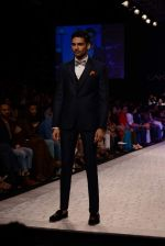Model walk the ramp for Troy Costa show at LFW 2013 Day 2 in Grand Haytt, Mumbai on 24th Aug 2013 (46).JPG