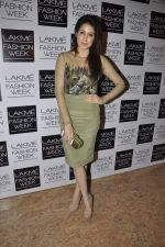 Sagarika Ghatge on Day 2 at LFW 2013 in Grand Haytt, Mumbai on 24th Aug 2013 (102).JPG