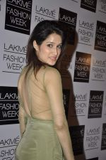 Sagarika Ghatge on Day 2 at LFW 2013 in Grand Haytt, Mumbai on 24th Aug 2013 (104).JPG