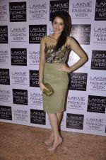 Sagarika Ghatge on Day 2 at LFW 2013 in Grand Haytt, Mumbai on 24th Aug 2013 (11).JPG