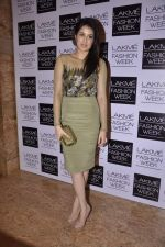 Sagarika Ghatge on Day 2 at LFW 2013 in Grand Haytt, Mumbai on 24th Aug 2013 (13).JPG