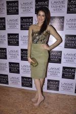 Sagarika Ghatge on Day 2 at LFW 2013 in Grand Haytt, Mumbai on 24th Aug 2013 (14).JPG