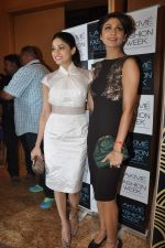 Shilpa Shetty, Shamita Shetty on Day 2 at LFW 2013 in Grand Haytt, Mumbai on 24th Aug 2013 (62).JPG