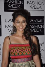 Aditi Rao Hydari on Day 3 at LFW 2013 in Grand Haytt, Mumbai on 25th Aug 2013 (301).JPG