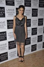 Genelia Deshmukh on Day 3 at LFW 2013 in Grand Haytt, Mumbai on 25th Aug 2013 (212).JPG