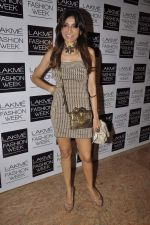 Queenie Dhody on Day 3 at LFW 2013 in Grand Haytt, Mumbai on 25th Aug 2013 (322).JPG