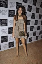 Queenie Dhody on Day 3 at LFW 2013 in Grand Haytt, Mumbai on 25th Aug 2013 (323).JPG
