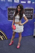 sana saeed on Day 3 at LFW 2013 in Grand Haytt, Mumbai on 25th Aug 2013 (266).JPG