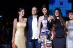 Bruna, Vivek Oberoi, Karishma Tanna, Kainaat, Sonalee, Manjari Phadnis walk the ramp for Ritu Kumar show at LFW 2013 Day 4 in Grand Haytt, Mumbai on 26th Aug 2013 (29).JPG