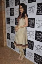 Genelia Deshmukh on Day 4 at LFW 2013 in Grand Haytt, Mumbai on 26th Aug 2013 (100).JPG