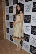 Genelia Deshmukh on Day 4 at LFW 2013 in Grand Haytt, Mumbai on 26th Aug 2013 (101).JPG