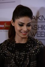 Puja Gupta Photoshoot at LFW 2013 in Grand Hyatt, Mumbai on 27th Aug 2013 (207).JPG