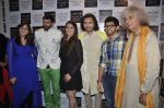 Sonzal, Aditya Roy Kapur, Barkha, Rahul Sharma, Aditya Thackeray, Shivkumar Sharma on Day 4 at LFW 2013 in Grand Haytt, Mumbai on 26th Aug 2013(488).JPG
