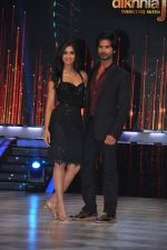 Ileana D_Cruz, Shahid Kapoor on the sets of Jhalak 6 in Mumbai on 27th Aug 2013,1 (112).JPG