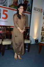 Kajol at Help a child campaign in Mumbai on 27th Aug 2013 (34).JPG