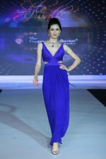 Model walks for Riddhi-Siddhi at The Style Walk at LFW 2013 Day 6 in Grand Haytt, Mumbai on 28th Aug 2013 (432).JPG