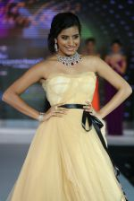 Model walks for Riddhi-Siddhi at The Style Walk at LFW 2013 Day 6 in Grand Haytt, Mumbai on 28th Aug 2013 (439).JPG