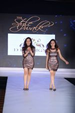 Model walks for Riddhi-Siddhi at The Style Walk at LFW 2013 Day 6 in Grand Haytt, Mumbai on 28th Aug 2013 (514).JPG