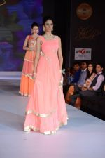 Model walks for Riddhi-Siddhi at The Style Walk at LFW 2013 Day 6 in Grand Haytt, Mumbai on 28th Aug 2013 (531).JPG