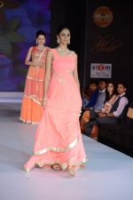 Model walks for Riddhi-Siddhi at The Style Walk at LFW 2013 Day 6 in Grand Haytt, Mumbai on 28th Aug 2013 (532).JPG