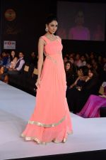 Model walks for Riddhi-Siddhi at The Style Walk at LFW 2013 Day 6 in Grand Haytt, Mumbai on 28th Aug 2013 (533).JPG