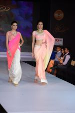 Model walks for Riddhi-Siddhi at The Style Walk at LFW 2013 Day 6 in Grand Haytt, Mumbai on 28th Aug 2013 (539).JPG