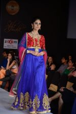Model walks for Riddhi-Siddhi at The Style Walk at LFW 2013 Day 6 in Grand Haytt, Mumbai on 28th Aug 2013 (542).JPG
