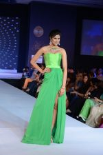 Model walks for Riddhi-Siddhi at The Style Walk at LFW 2013 Day 6 in Grand Haytt, Mumbai on 28th Aug 2013 (523).JPG