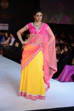 Model walks for Riddhi-Siddhi at The Style Walk at LFW 2013 Day 6 in Grand Haytt, Mumbai on 28th Aug 2013 (529).JPG
