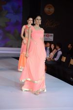 Model walks for Riddhi-Siddhi at The Style Walk at LFW 2013 Day 6 in Grand Haytt, Mumbai on 28th Aug 2013 (534).JPG