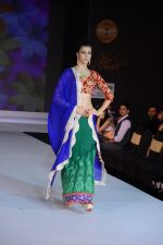 Model walks for Riddhi-Siddhi at The Style Walk at LFW 2013 Day 6 in Grand Haytt, Mumbai on 28th Aug 2013 (547).JPG