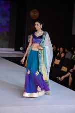 Model walks for Riddhi-Siddhi at The Style Walk at LFW 2013 Day 6 in Grand Haytt, Mumbai on 28th Aug 2013 (556).JPG