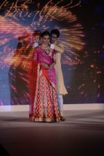 Model walks for Riddhi-Siddhi at The Style Walk at LFW 2013 Day 6 in Grand Haytt, Mumbai on 28th Aug 2013 (562).JPG