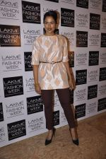 Sameera Reddy on Day 5 at LFW 2013 in Grand Haytt, Mumbai on 27th Aug 2013 (254).JPG