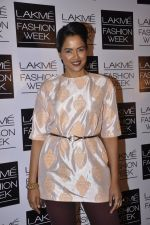 Sameera Reddy on Day 5 at LFW 2013 in Grand Haytt, Mumbai on 27th Aug 2013 (257).JPG