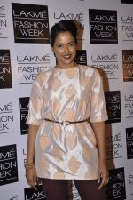 Sameera Reddy on Day 5 at LFW 2013 in Grand Haytt, Mumbai on 27th Aug 2013 (258).JPG