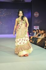 Tulip Joshi walks for Riddhi-Siddhi at The Style Walk at LFW 2013 Day 6 in Grand Haytt, Mumbai on 28th Aug 2013 (479).JPG