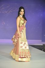 Tulip Joshi walks for Riddhi-Siddhi at The Style Walk at LFW 2013 Day 6 in Grand Haytt, Mumbai on 28th Aug 2013 (480).JPG