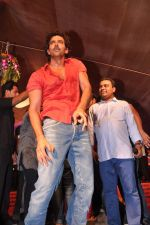 Hrithik Roshan at Pratap Sarnaik_s dahi handi in Thane Mumbai on 29th Aug 2013 (190).JPG