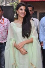 Jacqueline Fernandez at Pratap Sarnaik_s dahi handi in Thane Mumbai on 29th Aug 2013 (57).JPG