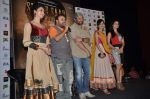 Urvashi Rautela, Anil Sharma, Sunny Deol, Amrita Rao, Anjali Abrol at Singh Sahab the great first look in PVR, Mumbai on 29th Aug 2013 (106).JPG
