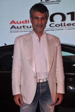 Arjun Khanna at FDCI Audi Autumn Collection 2014 on 30th Aug 2013 (186).JPG