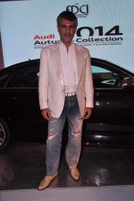 Arjun Khanna at FDCI Audi Autumn Collection 2014 on 30th Aug 2013 (200).JPG