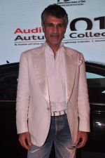 Arjun Khanna at FDCI Audi Autumn Collection 2014 on 30th Aug 2013 (201).JPG