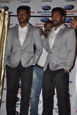 Prabhudeva at his wax statue launch for Celebrity Wax Museum of Lonavla in leela Hotel, Mumbai on 2nd Sept 2013 (16).JPG