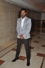 Prabhudeva at his wax statue launch for Celebrity Wax Museum of Lonavla in leela Hotel, Mumbai on 2nd Sept 2013 (2).JPG
